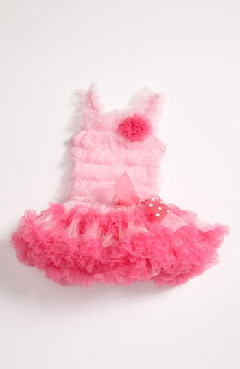 Infant Girl's Popatu Ruffle Petticoat Dress