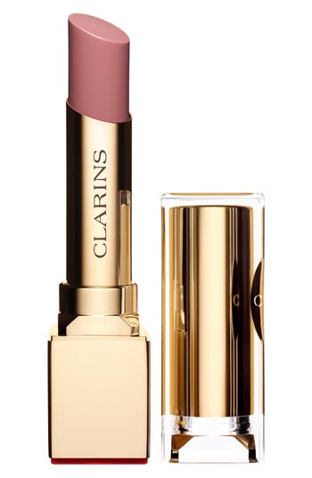 Clarins 'Rouge Eclat' Lipstick - Nude Rose