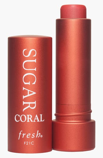 Fresh Sugar Tinted Lip Treatment Spf 15 - Coral