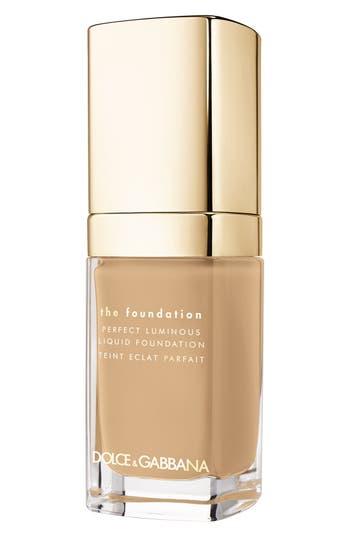 Dolce & gabbana Beauty Perfect Luminous Liquid Foundation - Natural Glow 100