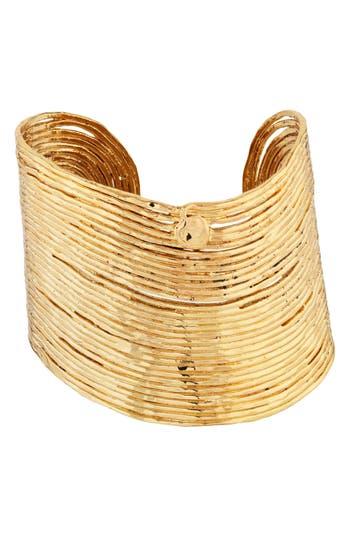 Women's Gas Bijoux Wave Cuff