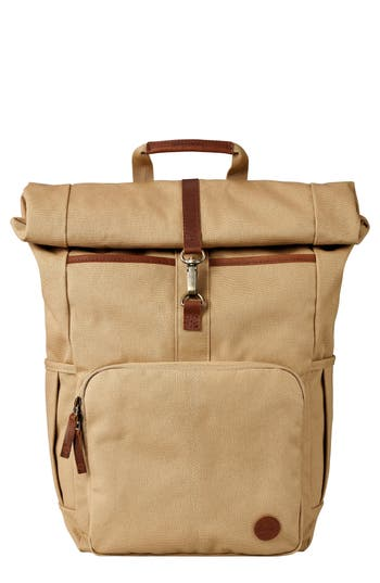 Men's Timberland Walnut Hill Rolltop Backpack - Beige