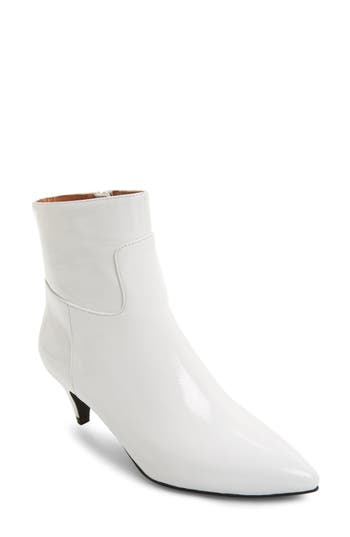 Jeffrey Campbell Muse Bootie, White