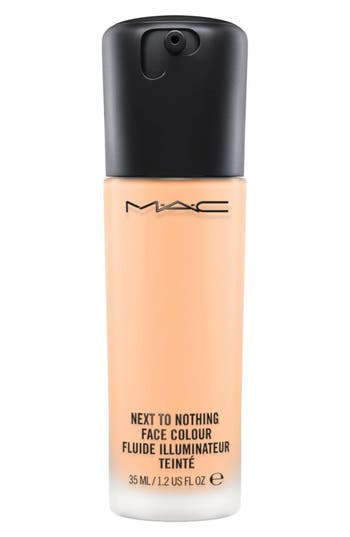 MAC Next To Nothing Face Colour - Light
