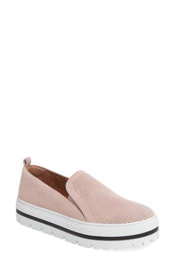 Women's Halogen Teagen Sneaker, Size 10 M - Pink