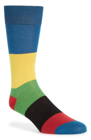Men's Paul Smith Mason Block Socks