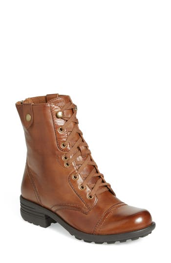 Women's Rockport Cobb Hill Bethany Boot, Size 6 M - Brown