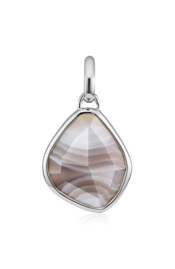 Women's Monica Vinader Siren Nugget Semiprecious Stone Pendant