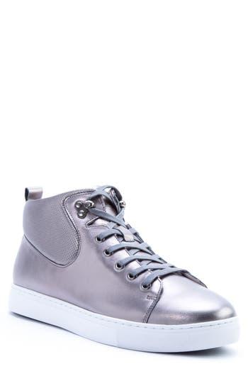 Badgley Mischka Sanders Sneaker, Grey