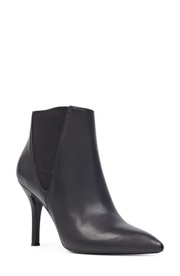 Nine West Pointy Toe Bootie- Black