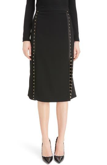 Women's Altuzarra Welkes Grommet Detail Skirt
