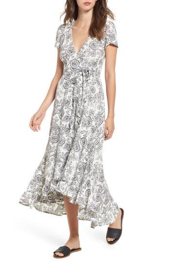 Women's Lira Clothing Arabella Wrap Dress, Size X-Small - Ivory