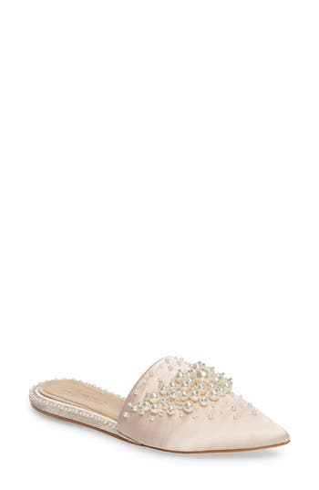 Imagine By Vince Camuto Casele Pointy Toe Mule, Pink