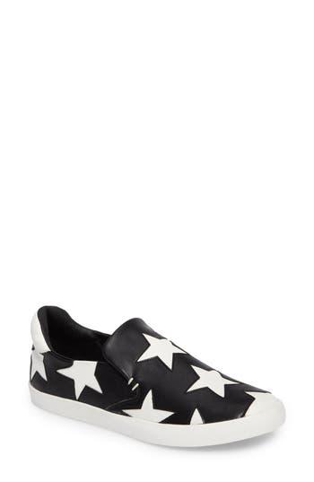 Coconuts By Matisse Highlight Slip-On Star Sneaker, Black