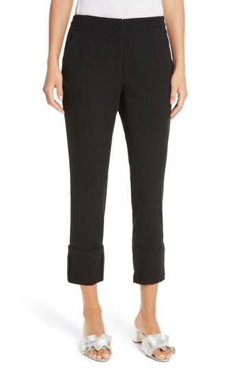 Women's Tracy Reese Crop Straight Leg Pants