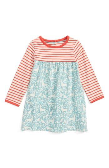 Toddler Girl's Mini Boden Hotchpotch Jersey Dress