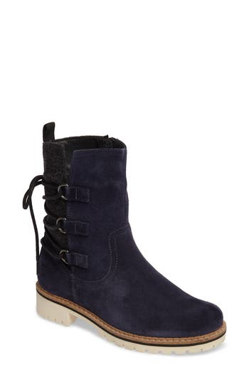 Bos. & Co. Cascade Waterproof Boot - Blue