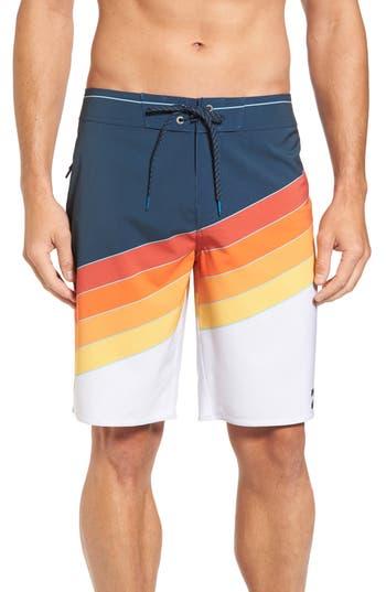 Billabong Northpoint X Board Shorts, Orange