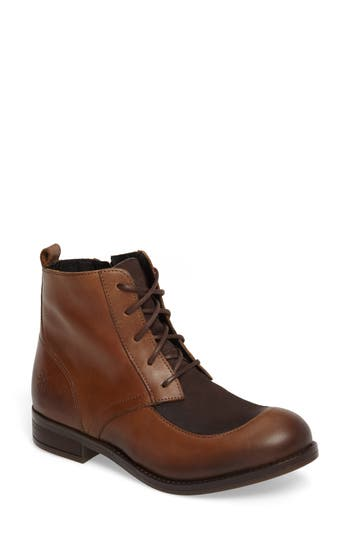 Fly London Arty Boot - Brown