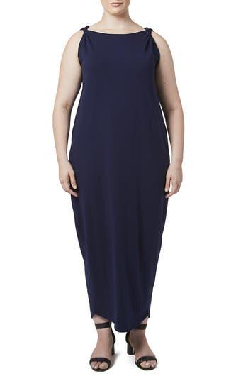 Plus Size Women's Universal Standard Tenna Washed Jersey Maxi Dress