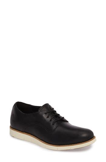 Women's Timberland Lakeville Oxford, Size 5.5 M - Black