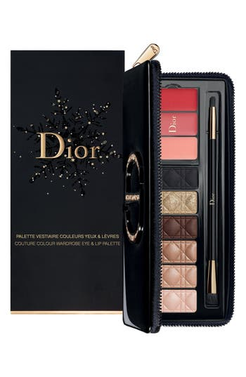 Dior Couture Colour Wardrobe Eye & Lip Palette -