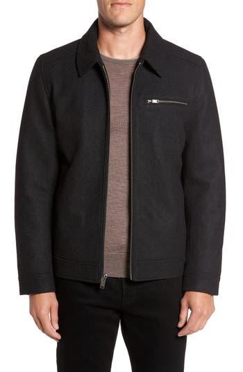 Men's Vince Camuto Wool Blend Shirt Jacket