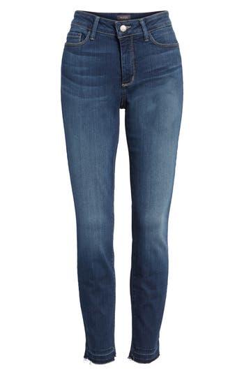 Petite Women's Nydj Ami Release Hem Stretch Skinny Jeans