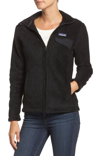 Women's Patagonia Full Zip Re-Tool Fleece Jacket