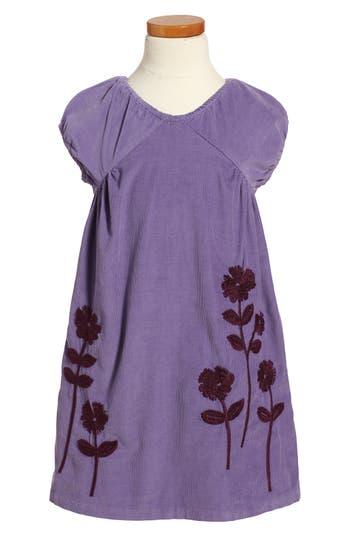 Toddler Girl's Tea Collection Cullodena Corduroy Dress