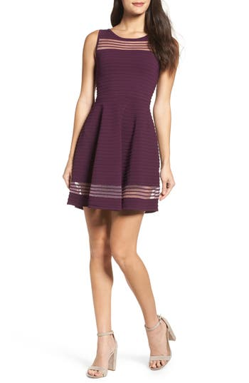 Women's French Connection Tobey Fit & Flare Dress