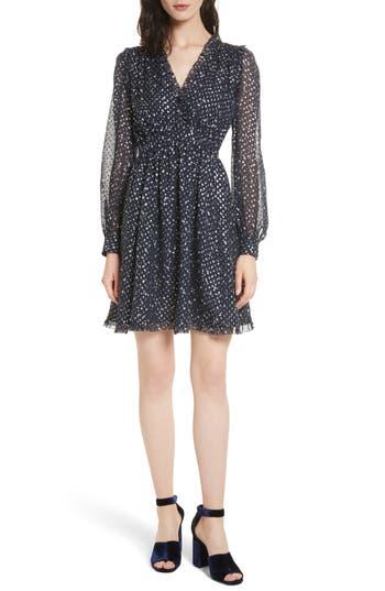 Women's Kate Spade New York Night Sky Dot Dress