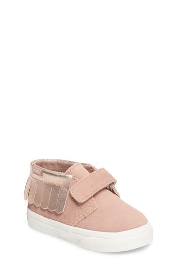 Toddler Girl's Vans Chukka V Moc Sneaker