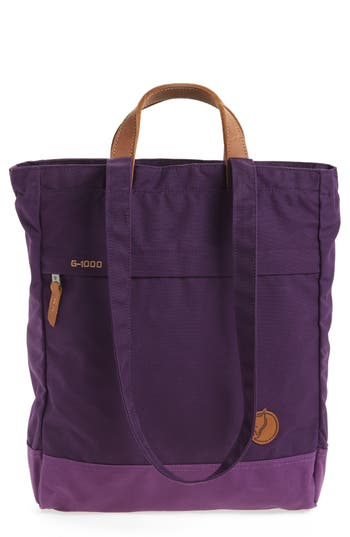 Fjallraven 'Totepack No.1' Water Resistant Tote - Purple