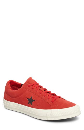 Men's Converse One Star Sneaker, Size 7 M - Blue