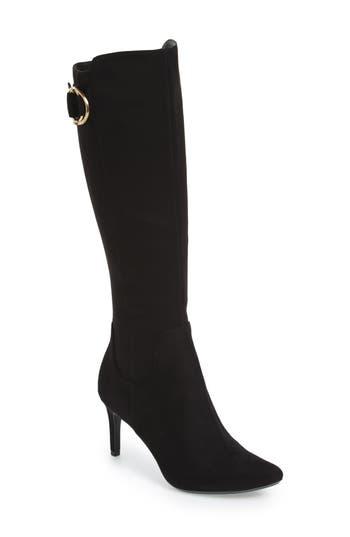 Calvin Klein Jeremi Tall Boot, Black