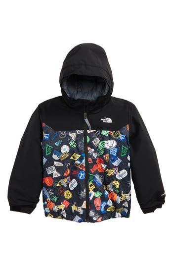 Toddler Boy's The North Face Brayden Heatseeker™ Insulated Waterproof & Windproof Jacket