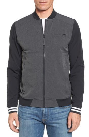 Men's Under Armour Sportstyle Herringbone Bomber Jacket