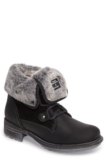 Bos. & Co. Springfield Waterproof Winter Boot - Black