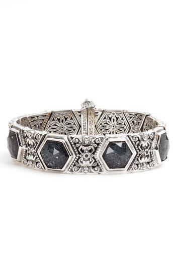 Women's Konstantino Santorini Hematite Bracelet