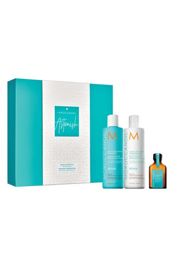 Moroccanoil Astonish Hair Care Set