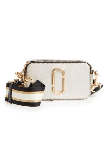 Marc Jacobs Snapshot Leather Crossbody Bag -