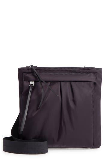 Mz Wallace Jordan Bedford Nylon Crossbody Bag - Purple