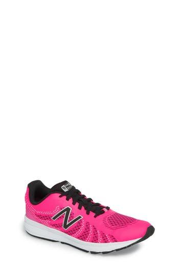 Girl's New Balance Fuelcore Rush V3 Running Shoe