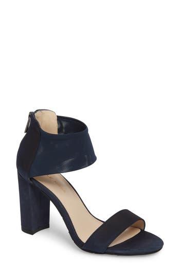 Women's Pelle Moda Fawn Sandal, Size 6 M - Blue