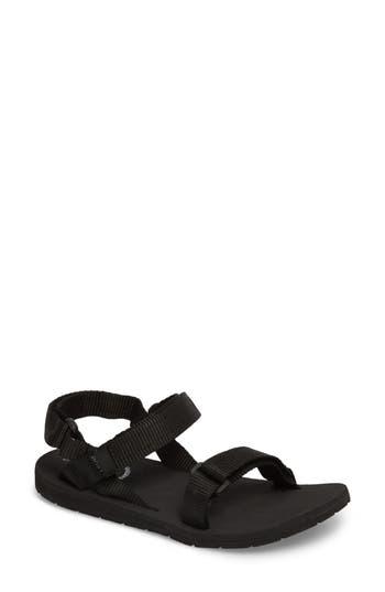 Women's Naot Haven Waterproof Sandal, Size 11US / 42EU - Black