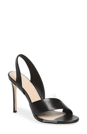 Women's Pour La Victoire Elly Slingback Sandal, Size 8 M - Black
