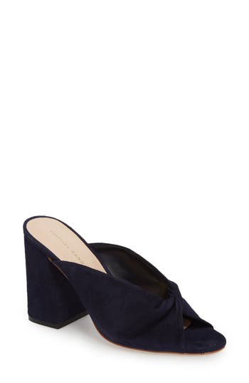 Loeffler Randall Laurel Slide Sandal, Blue