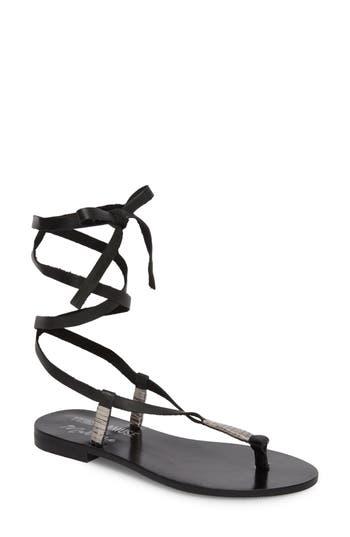 Amuse Society X Matisse Positano Sandal, Black