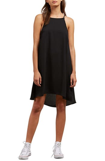 Volcom Soul Window Dress, Black